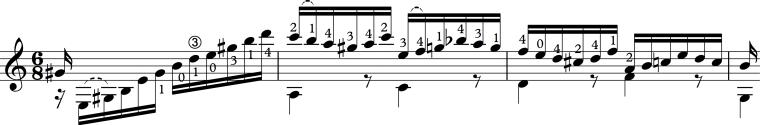 Bach BWV997 Guides 1