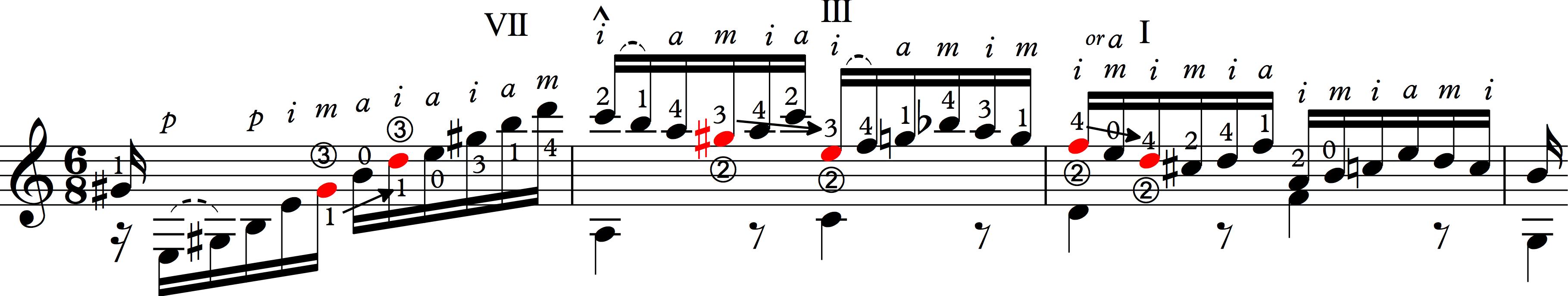 Bach BWV997 Guides 2