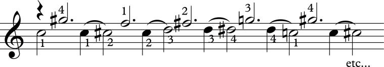contrapuntal 2